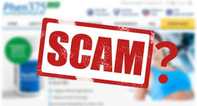 Is Phen375 A Scam